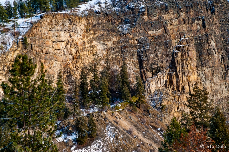 Layer Cake Mountain, Kelowna, B.C.